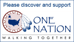 One Nation Walking Together