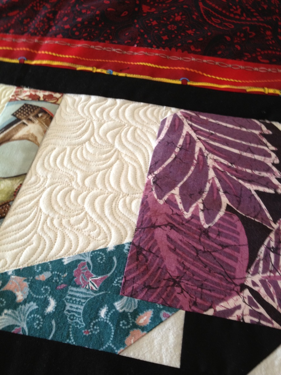 Deadwood Quilting 1