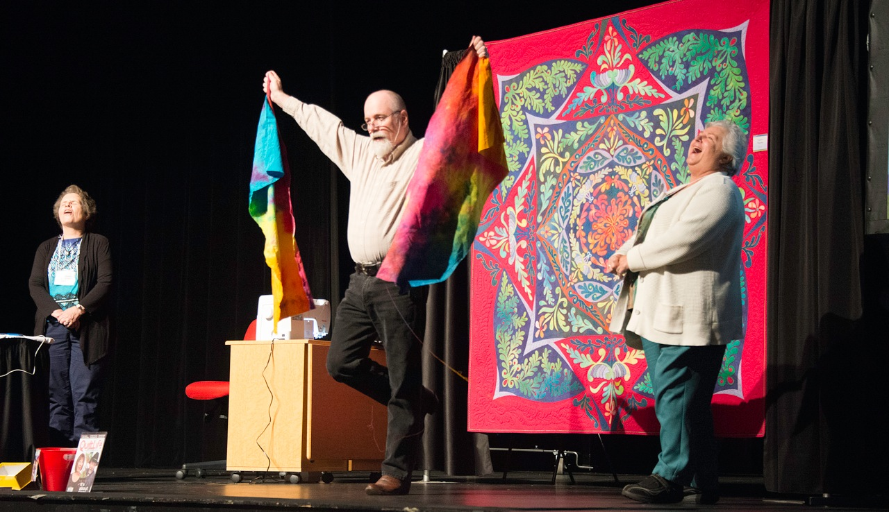 Sizzling July Updates from Ricky : ricky tims super quilt seminar - Adamdwight.com