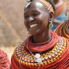A Young Samburu Woman