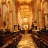 Inside Christ Church - Oxford