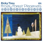 Frosty Forest Placemat Kit